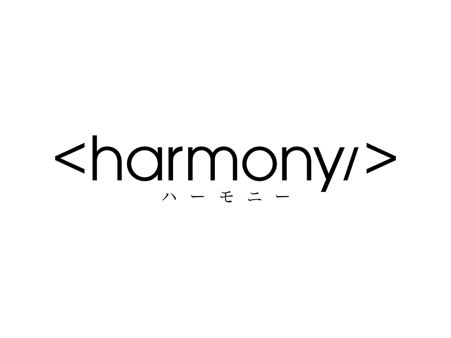 Tsuyoshi Kusano Design Co., Ltd. // harmony LOGO
